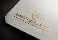 Leah's auto & nail lounge Logo - Entry #99