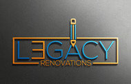 LEGACY RENOVATIONS Logo - Entry #102