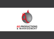 Corporate Logo Design 'AD Productions & Management' - Entry #10