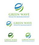 Green Wave Wealth Management Logo - Entry #459