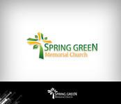Spring Green Memorial Church Logo - Entry #71