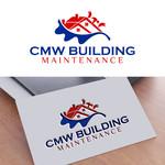 CMW Building Maintenance Logo - Entry #92