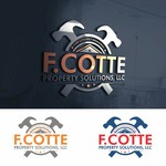 F. Cotte Property Solutions, LLC Logo - Entry #291