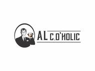 Al C. O'Holic Logo - Entry #86
