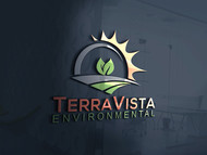 TerraVista Construction & Environmental Logo - Entry #153