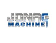 Jonaco or Jonaco Machine Logo - Entry #105