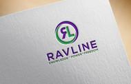 RAVLINE Logo - Entry #140