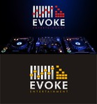 Evoke or Evoke Entertainment Logo - Entry #64