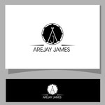 arejay james Logo - Entry #27