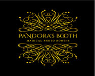Pandora's Booth Logo - Entry #59