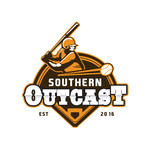 Southern Outcast Logo - Entry #17