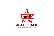CZ Real Estate Rockstars Logo - Entry #94