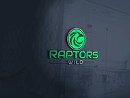 Raptors Wild Logo - Entry #356