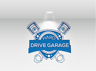 Hard drive garage Logo - Entry #13