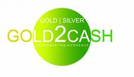 Gold2Cash Logo - Entry #24