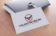 Valiant Retire Inc. Logo - Entry #201