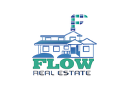 Flow Real Estate Logo - Entry #38