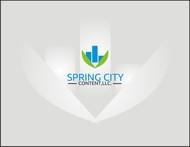 Spring City Content, LLC. Logo - Entry #54