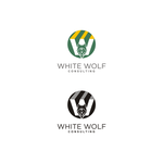 White Wolf Consulting (optional LLC) Logo - Entry #173