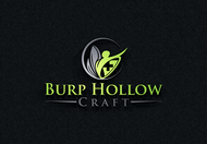 Burp Hollow Craft  Logo - Entry #70