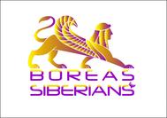 Siberian Husky Logo - Entry #13