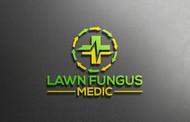Lawn Fungus Medic Logo - Entry #86