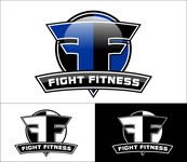 Fight Fitness Logo - Entry #167