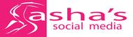 Sasha's Social Media Logo - Entry #8