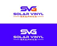 Solar Vinyl Graphics Logo - Entry #239