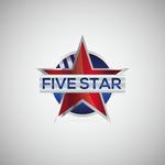 Five Star Logo - Entry #135