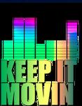 Keep It Movin Logo - Entry #317
