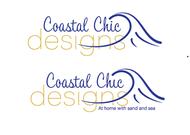 Coastal Chic Designs Logo - Entry #121
