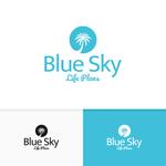 Blue Sky Life Plans Logo - Entry #219