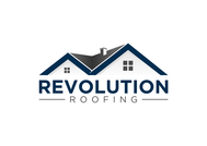 Revolution Roofing Logo - Entry #444