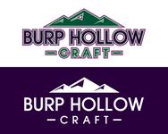 Burp Hollow Craft  Logo - Entry #215