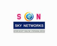 SKY Networks  Logo - Entry #92