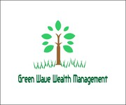 Green Wave Wealth Management Logo - Entry #73