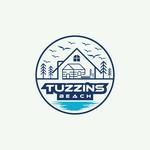 Tuzzins Beach Logo - Entry #219