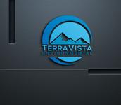 TerraVista Construction & Environmental Logo - Entry #151