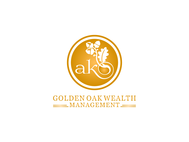 Golden Oak Wealth Management Logo - Entry #2