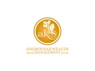 Golden Oak Wealth Management Logo - Entry #2