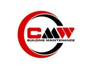 CMW Building Maintenance Logo - Entry #474