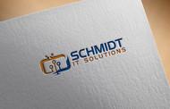 Schmidt IT Solutions Logo - Entry #26