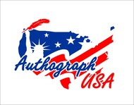 AUTOGRAPH USA LOGO - Entry #105