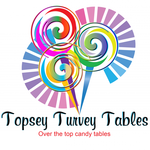 Topsey turvey tables Logo - Entry #52