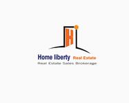 Home Liberty - Real Estate Logo - Entry #75
