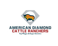 American Diamond Cattle Ranchers Logo - Entry #192