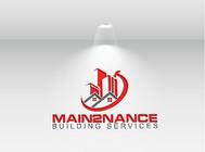 MAIN2NANCE BUILDING SERVICES Logo - Entry #104