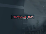 Revolution Roofing Logo - Entry #155