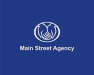 Main Street Agency Logo - Entry #14